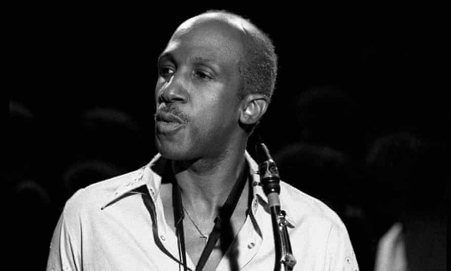 Wilton Felder playing with the Crusaders in London in August 1984