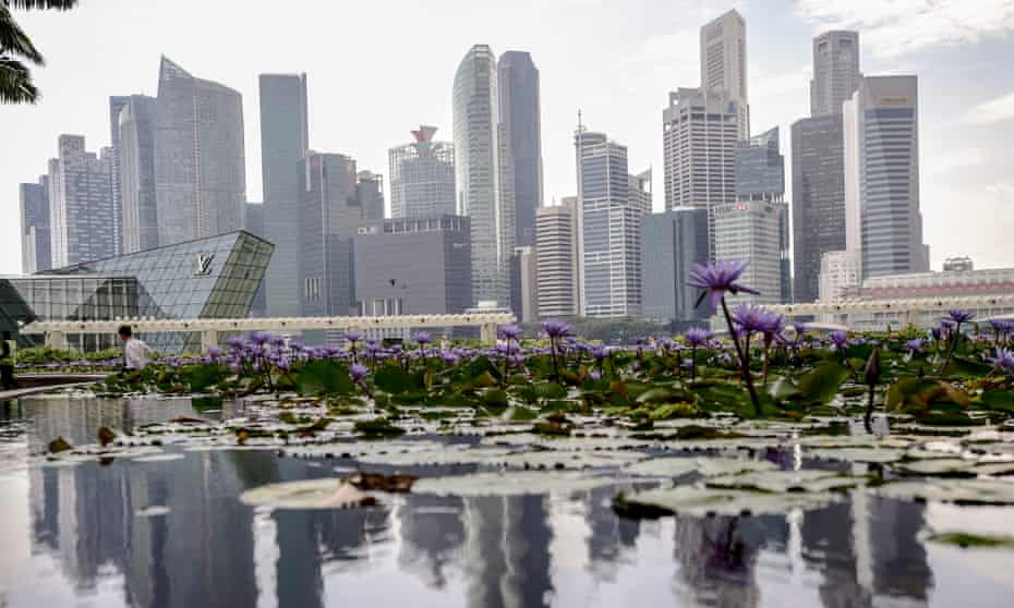 Singapore, which has some of the best health outcomes in the world, makes extensive use of data in health.