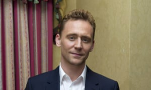 Tom Hiddleston: 'It's impossible to go through life without