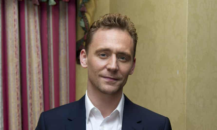 Tom Hiddleston: 'I'm so easily mocked. But that's the reason I'm sitting in front of you.'