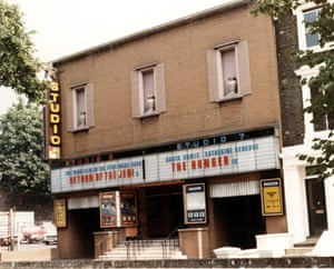 Return of the Jedi at Studio 6 & 7 on Lewisham High Street in July 1983.
