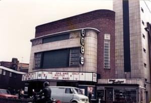 Star Wars at the ABC Streatham, 1978