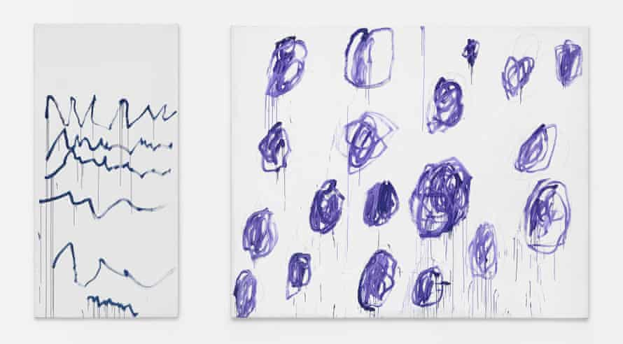 Cy Twombly Untitled, 2007
