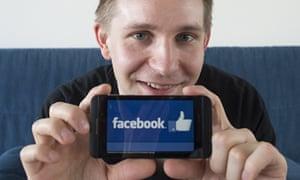 Austrian Facebook user Maximilian Schrems