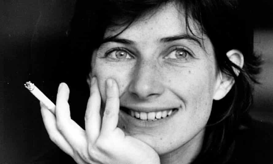 Chantal Akerman's decision to become a film-maker was sparked by seeing Jean-Luc Godard's Pierrot le Fou, 1965. Photograph: Kenneth Saunders