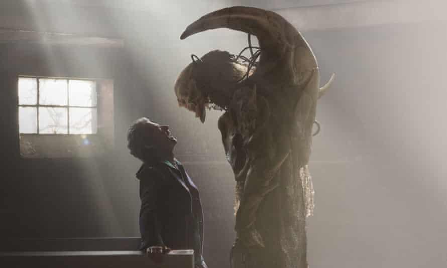Doctor meets monster