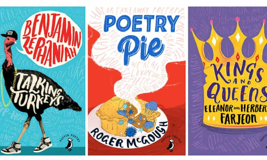 Puffin poetry re-releases 2015