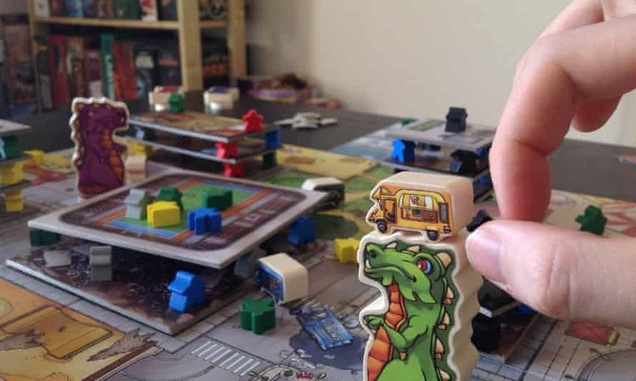 A game of Rampage