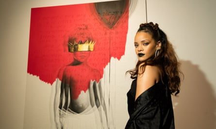 Rihanna … speaking out.