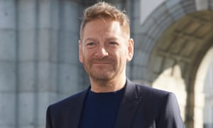 Kenneth Branagh's advice for aspiring actors? 'Be cheerful.'