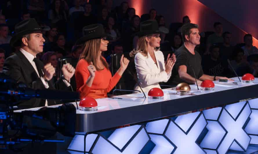 A THAMES/SYCO production for ITVSTRICT EMBARGO  UNTIL 00.01 ON SATURDAY 12TH APRIL 2014Picture shows: JUDGES - COUNTRYVIVEBRITAIN'S GOT TALENT on Saturday 12th April on ITVCOPYRIGHT: THAMES TV/SYCO BGTBIRMINGHAMDAY2CREDITTOMDYMONDCAPTIONABSTRACTBYLINEHEADLINEDATECREATED201402TIME183107+0000COPYRIGHTNOTICE DIGITALCREATIONPersonality21815939