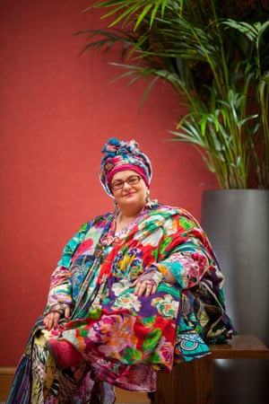 Camila Batmanghelidjh, founder of Kids Company.