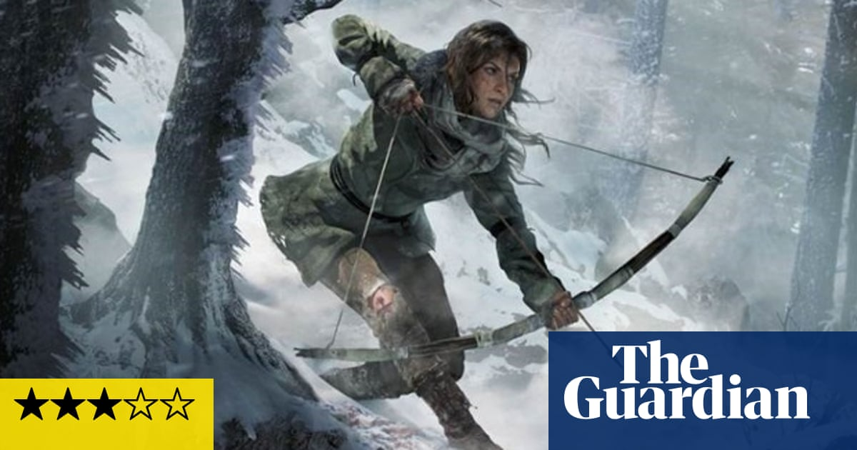 Rise of the Tomb Raider review – all action but too few risks