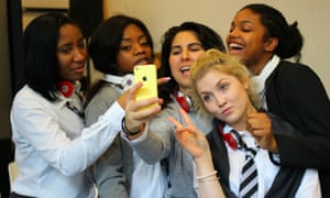 Evan Placey's Girls Like That at the Unicorn theatre.