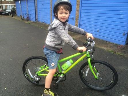Bike Blog: children's bike