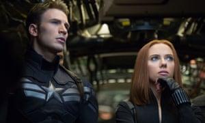 Captain America: The Winter Soldier.