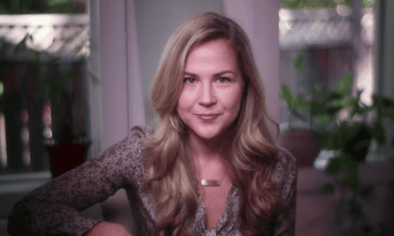 'There are no categories for men's films though there are several for women and minorities' ... Cassie Jaye on her controversial documentary The Red Pill