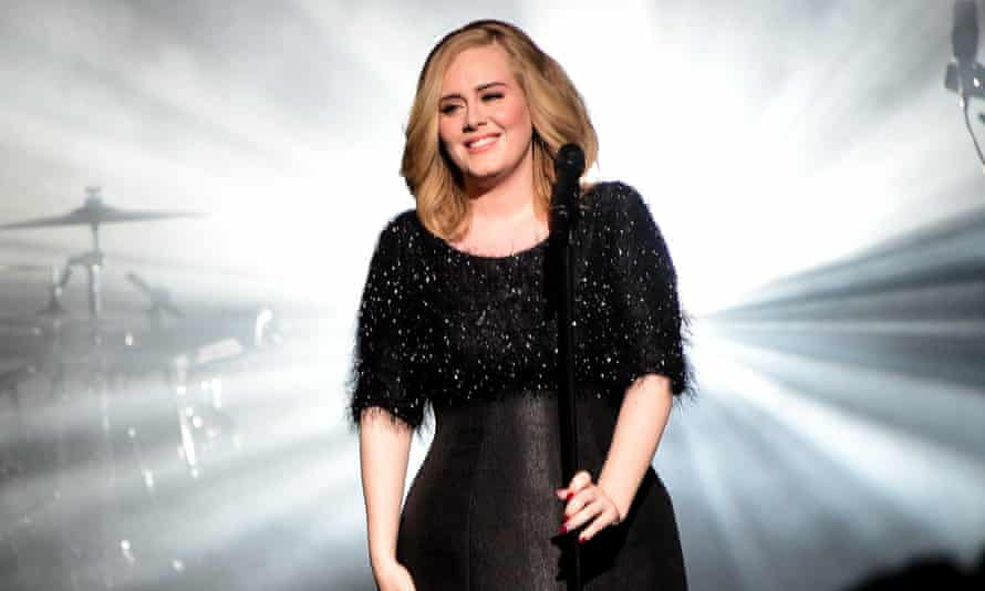 'I'd like to act again after working with Xavier' … Adele.
