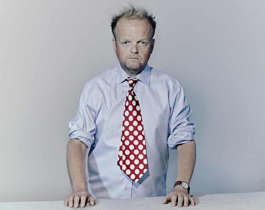Photograph of Toby Jones