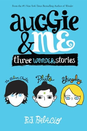 Auggie Me By R J Palacio Review Children S Books The