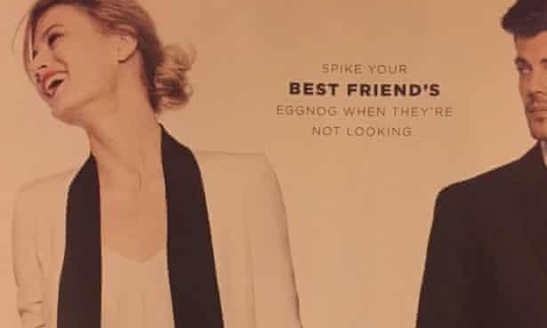 Bloomingdale's ad