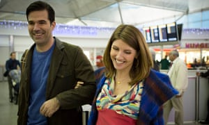 Rob Delaney and Sharon Horgan in Catastrophe. Photograph: Ed Miller