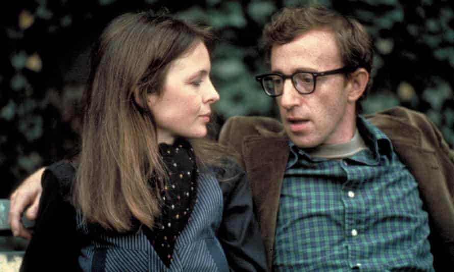 Hall of fame ... Woody Allen's Oscar-winning screenplay for Annie Hall has been voted the funniest ever written.