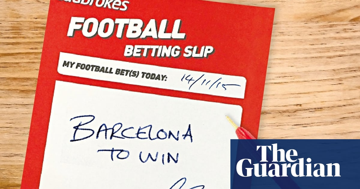 Meet the man who beat the bookies – and the banks  But the