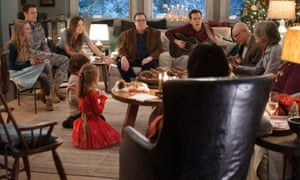 'Love the Coopers gets waylaid by fart jokes and a phony dance routine' ... one of the year's many Christmas films underwhelms.