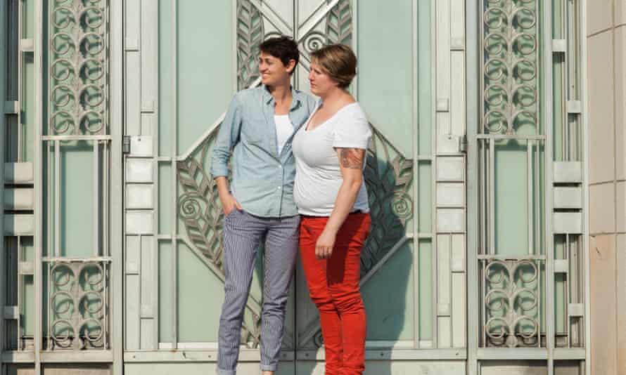 Celeste and Kathleen