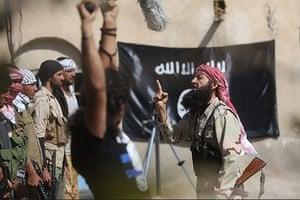 Iran Isis film
