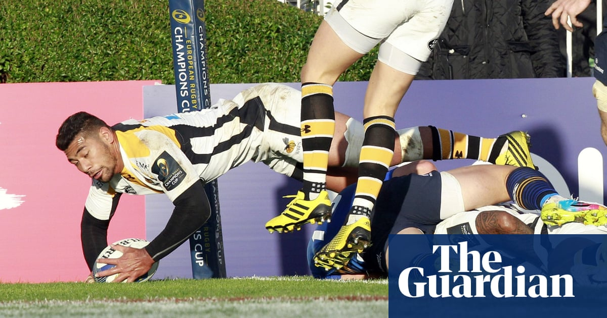 405be9ad85021a Wasps sting hapless Leinster as Dai Young praises team s  desire ...
