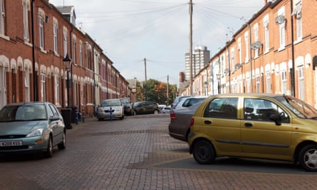 Traffic calming measures have been adopted across Leicester.