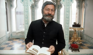 Saeed Jaffrey as the Nawab of Mirat in The Jewel in the Crown.