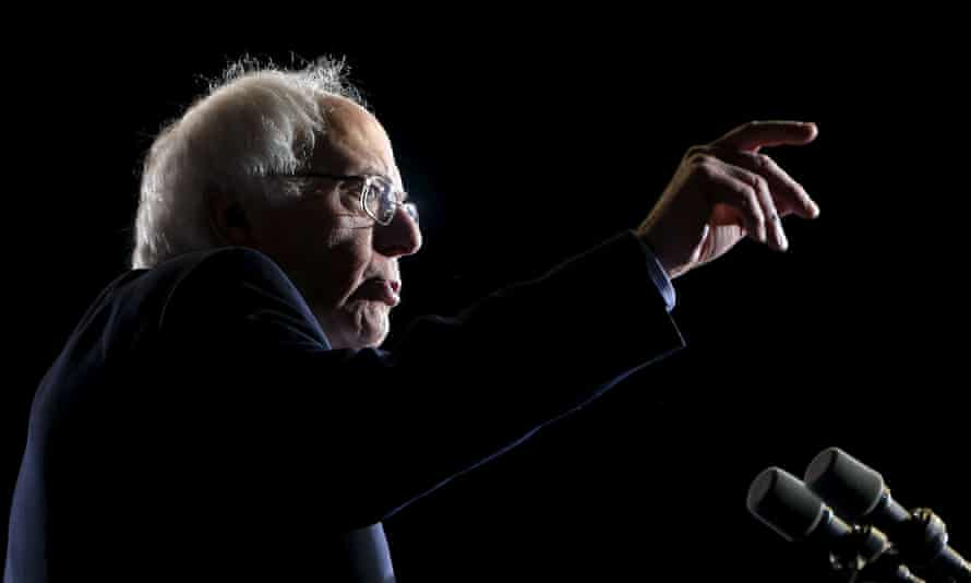 While Bernie Sanders may speak to the Democrats more traditional union roots, the tech industry is forging its own identify within the party, supporting business and the looser labor practices of the sharing economy