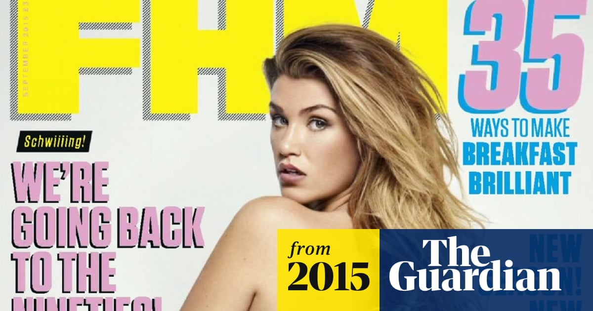 Fhm And Zoo Closures Mark End Of Lads Mag Era Bauer The Guardian
