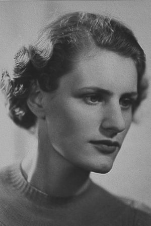 Photograph of Diana Athill at Oxford in 1939.
