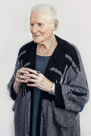 Photograph of Diana Athill