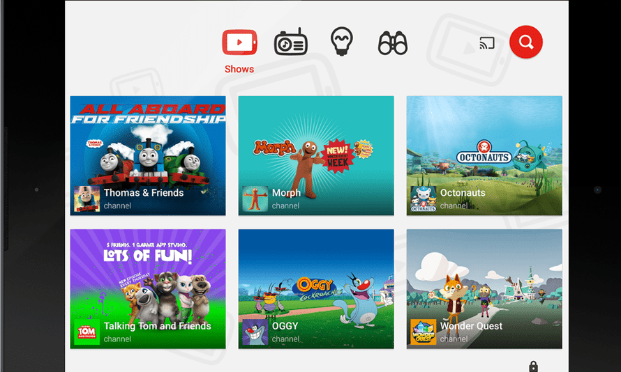 The YouTube Kids app is launching in the UK and Ireland.
