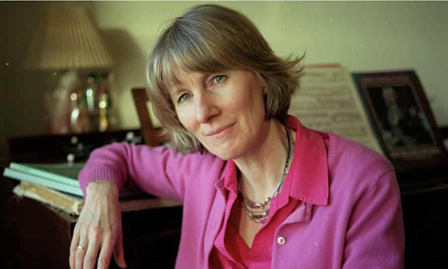 Jane Wardle in 2002. She led the Imperial Cancer Research Fund health behaviour unit at UCL through a remarkable flowering. Photograph: Sophia Evans