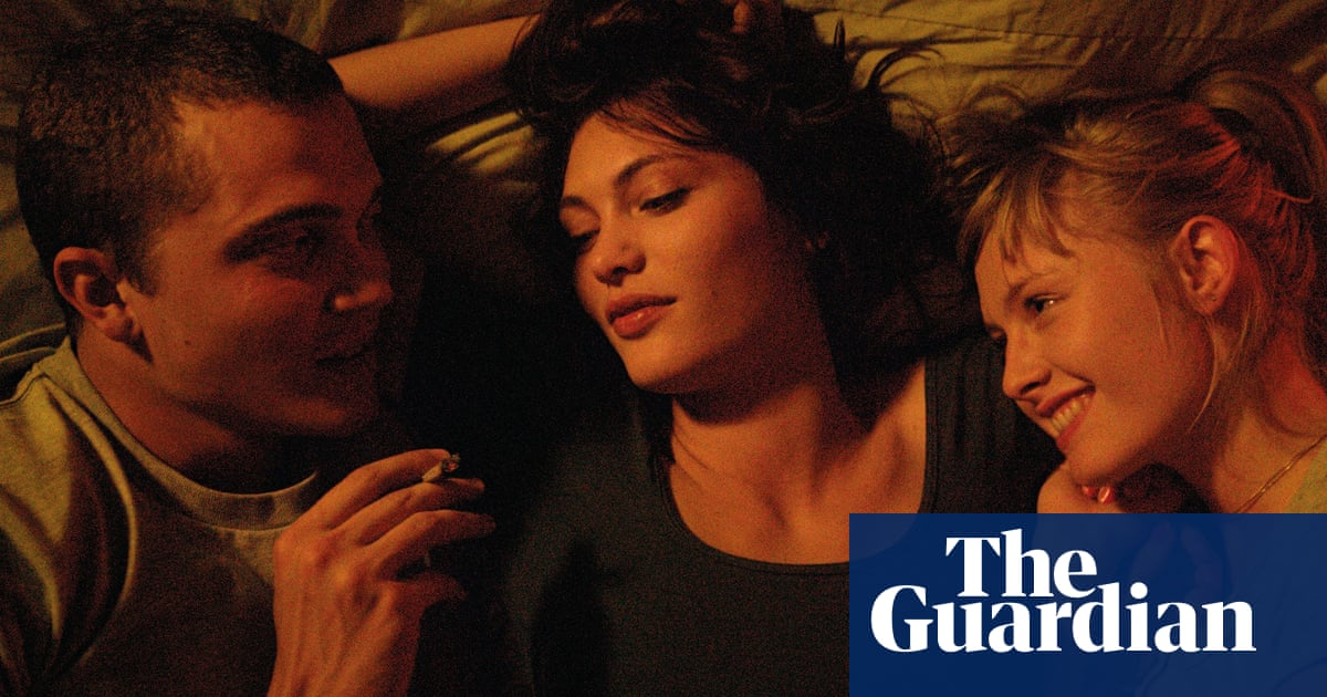 Gaspar Noe S Love We Re Not Doing Anything Perverse Film The Guardian