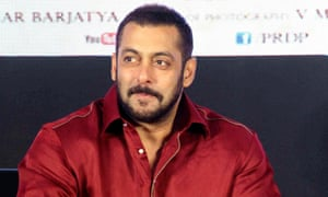 'I like to work in India a lot and I like to deliver dialogues in Hindi' ... Salman Khan reveals why he won't be making the move to Hollywood.