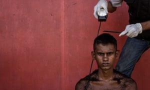 Rohingya Indonesia Aceh Myanmar Refugee
