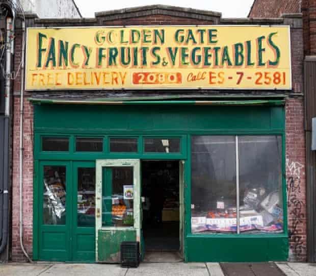 Golden Gate Fancy Fruits & Vegetable Flatlands, Brooklyn (2009)