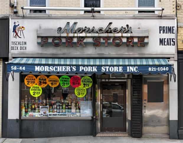 Morscher's Pork Store Ridgewood, Queens (2009)