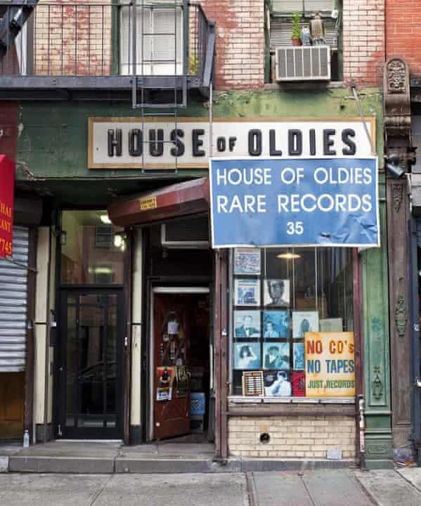 House of Oldies Greenwich Village, Manhattan (2010)