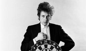 Enigmatic ... Bob Dylan.