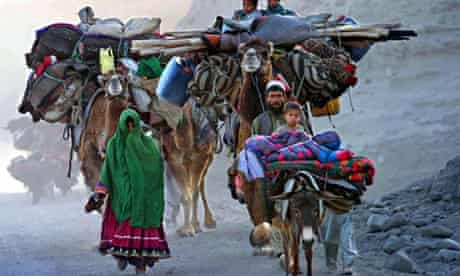 Afghan trading family Silk Road