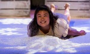 Mei Mac in Snow Child