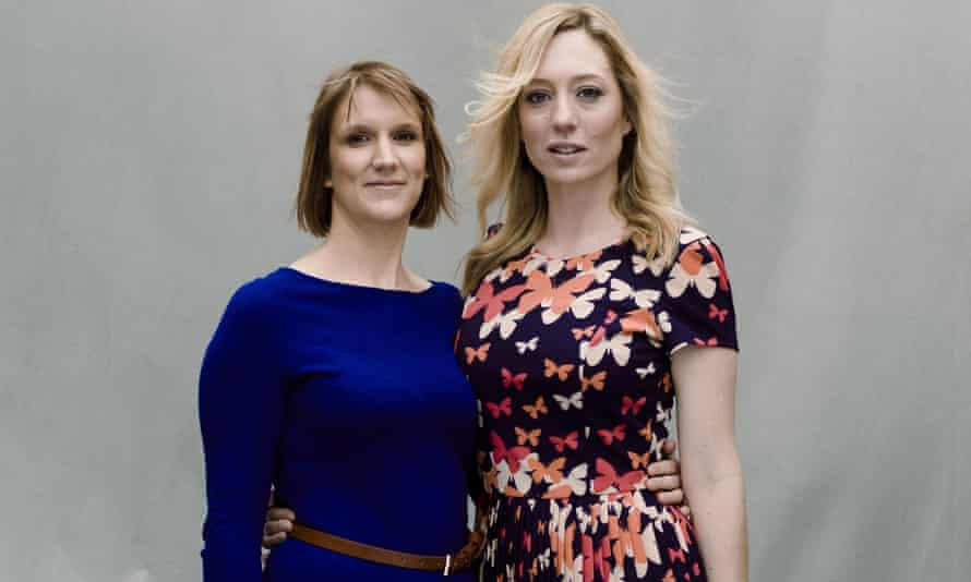 Surrogate Natalie Smith with Jenny French